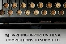 Writing Competitions & Opportunities / Competitions and opportunities for flash fiction, short stories, novels, scripts, plays and writing retreats.