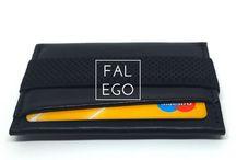 #FirstFalego / Aggiunta dei primi portafogli - porta carte di credito - porta documenti Falego