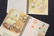 Perfectly Imperfect Storybook Journals