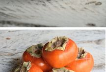 Vegan persimmon