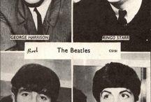 The Beatles / Fab, gear, and groovy! / by Ann Stevens