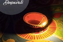 Happy Deepavali to all Hindus !! This is a light festival during Autumn. #deepavali