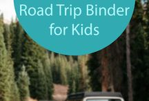 Travel tips & things for kids