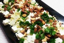 salater og grønt