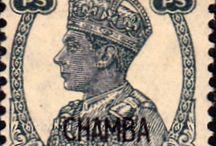 India - Chamba Stamps