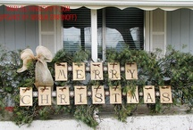 christmas decor / by Heather Davis Dyer