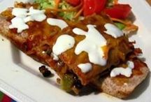 mexican food and recipes