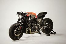 custom cafe racers