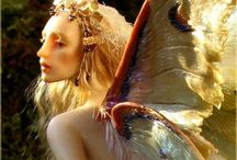 Fairies, Elves, Nature Spirits & Elementals / by Connie Swenson