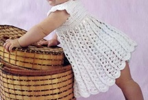 Baby crocheting ideas
