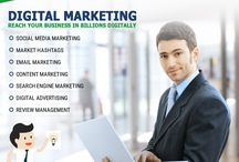 Get your customers by Digital Marketing