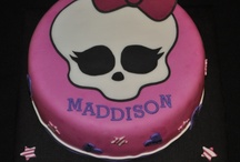 Monster High Birthday Ideas / by Carrie Pitre