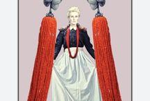 tarot e a moda