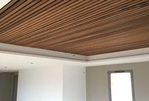wood celling