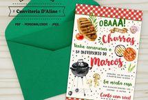 Festa Boteco / Churrasco