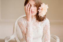 Lace  |  Wedding / by pure wanilla