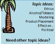 Topics / Topic ideas for papers, speeches, assignments, essays.