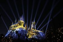 Christmas / There's nothing quite like a magical Harry Potter Christmas!
