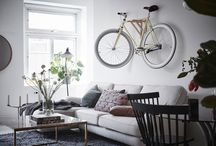 SCANDINAVIAN STYLE / Scandinavian interior decoration, inspiration and ideas at its best. Beautiful homes and rooms with a trendy Scandinavian interior style and details.