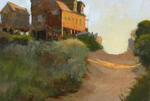 Edward Hopper/ or alike