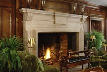 Fabulous Fireplaces Just in time for Fall Entertaining