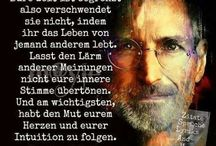 Zitate Steve Jobs