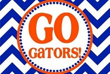 It's Great to be a Florida Gator! / by Angela Visintainer