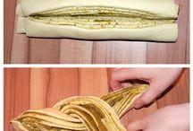 Brot/zopf backen