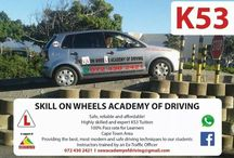 Skill on Wheels Academy of Driving / Driving School