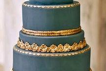 Indisk Bröllopstårta