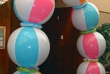 Summer Birthday Party / by Tammy Moser