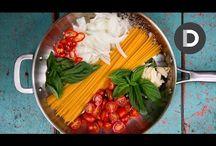 YUMMY THINGS/pasta
