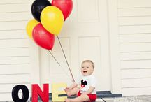 Connor 1st Birthday