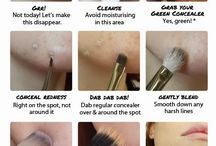 makeup tips / by Angelia Hudson