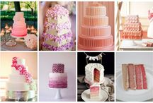 Cakes / by It's a Shore Thing Wedding & Event Planning