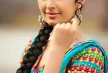 Beauty of Indian girls
