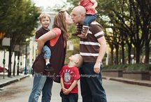 Family of five pose ideas