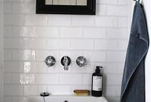 Home - Bathrooms / by Matthew Trego