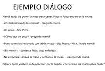 Lengua - Escritura: diálogo