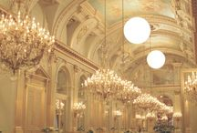 Weddings / Functional and decor lighting