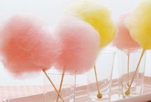 Pink and Yellow theme / by Catherine Joy - Serendipity Soiree