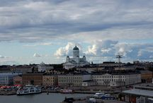 Beautiful Helsinki / The city I'm in love with since I was born (and maybe even before).