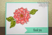 Stampin' Up! Blendabilities / Projects featuring Stampin' Up!'s Blendabilities alcohol markers.