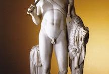Mitologías y leyendas de diversas zonas del mundo. / El hombre ante el desconocimiento de nuestra realidad y sintiéndose inmensamente solo,crea los mitos,leyendas y demás!