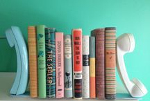 BOOKS & HOME / All about books and the home.