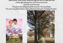 """Return to Walhalla"" - Christian Romance Southern Style"