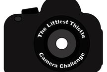 Littlest Thistle Camera Challenges
