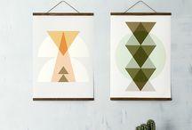 Frames & Wall