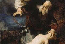 Rembrandt / Pintura holandesa