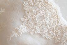 Lace,  Silk